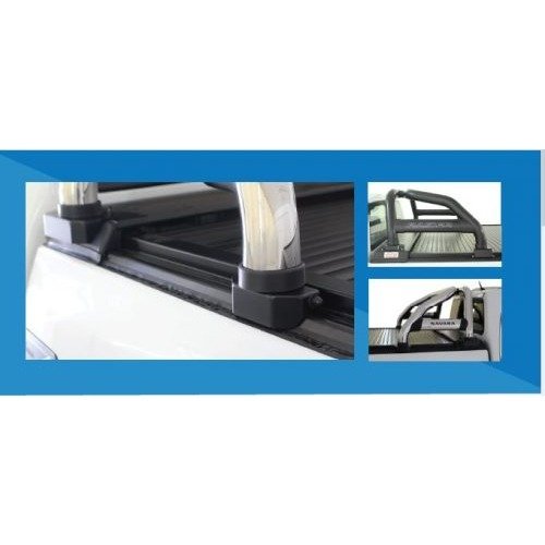 Ford Ranger Securi-Lid Sports Bar Stainless