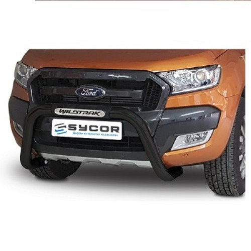 Ford Everest PDC Nudge Bar
