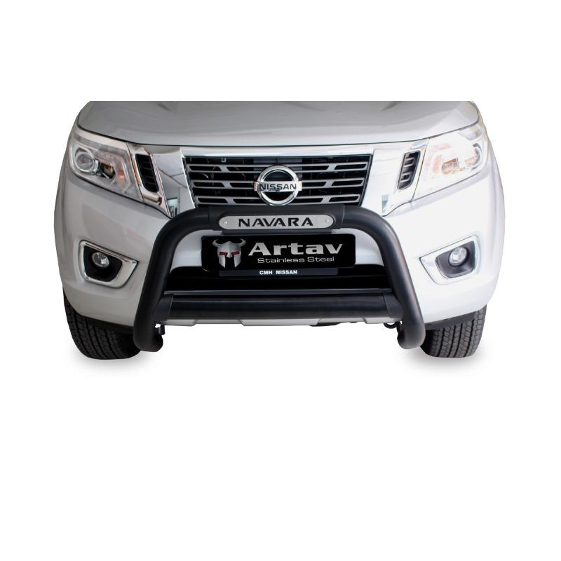Nissan Navara D23 Facelift Nudge Bar