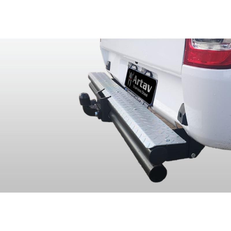Ford Ranger Towbar – Double Tube Full Step