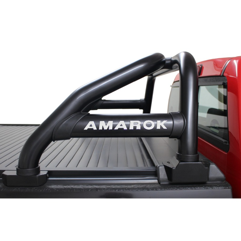 VW Amarok Securi-Lid Sports Bar Black